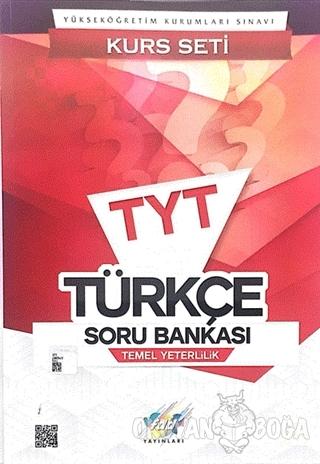TYT Türkçe Kurs Seti Soru Bankası - Kolektif - Fdd Yayınları