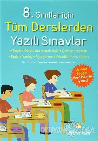 Uğur 8. Sınıf Tüm Derslerden Yazılı Sınavlar - Kolektif - Uğur Yayınla