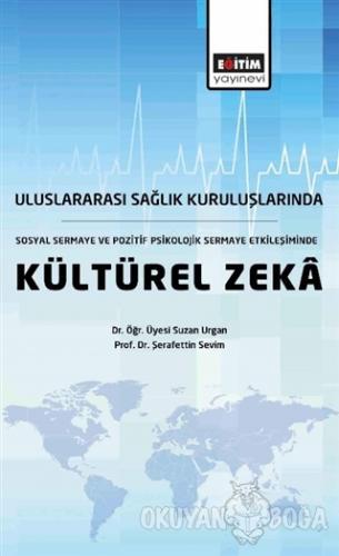 Uluslararası Sağlık Kuruluşlarında, Sosyal Sermaye ve Pozitif Psikolojik Sermaye Etkileşiminde Kültürel Zeka