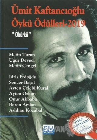 Ümit Kaftancıoğlu Öykü Ödülleri 2019