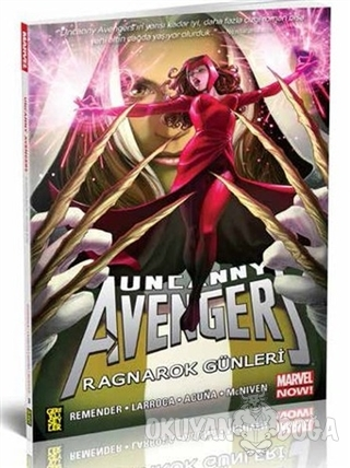 Uncanyy Avengers : Ragnarok Günleri - Rick Remender - Gerekli Şeyler Y