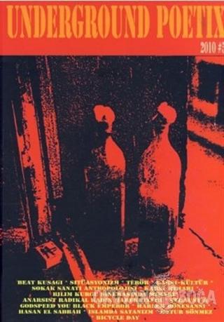 Underground Poetix Sayı: 5 - Kolektif - Altıkırkbeş Yayınları