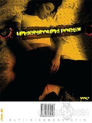 Underground Poetix Sayı: 7 (Ciltli) - Kolektif - Altıkırkbeş Yayınları