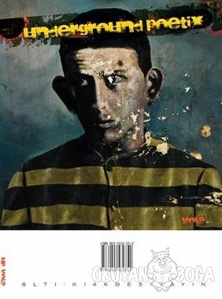 Underground Poetix Sayı: 9 - Kolektif - Altıkırkbeş Yayınları