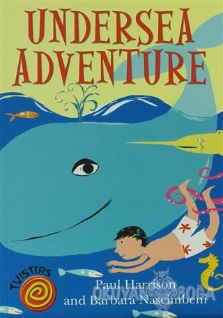 Undersea Adventure - Paul Harrison - Evans Yayınları