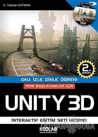 Unity 3D - A. Gökhan Satman - Kodlab Yayın Dağıtım