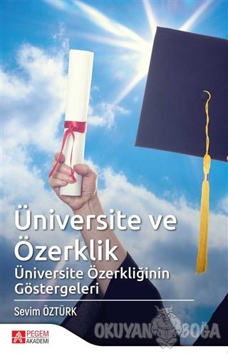 Üniversite ve Özerklik