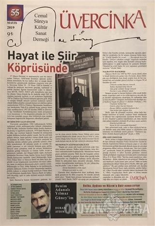 Üvercinka Dergisi Sayı: 55 Mayıs 2019