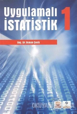 Uygulamalı İstatistik 1 - Osman Çevik - Nobel Akademik Yayıncılık
