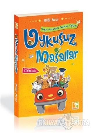 Uykusuz Masallar - Hilal Acar - Çınaraltı Yayınları