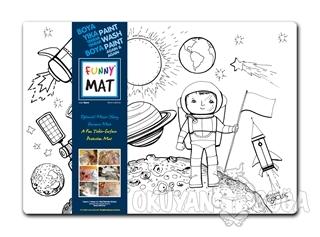 Funny Mat 1013 Uzay - Kolektif - Akademi Çocuk - Funny Mat