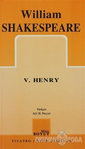 V. Henry - William Shakespeare - Mitos Boyut Yayınları