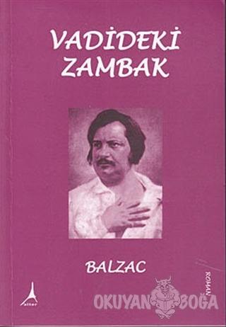 Vadideki Zambak - Honore de Balzac - Alter Yayıncılık