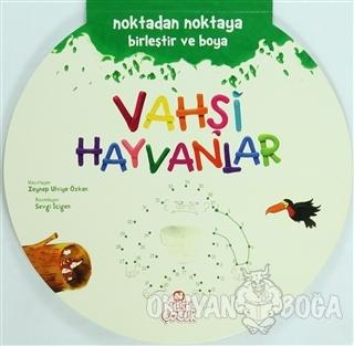 Vahşi Hayvanlar - Kolektif - Nesil Çocuk Yayınları