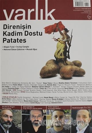 Varlık Aylık Edebiyat Kültür Dergisi Sayı: 1341 Haziran 2019