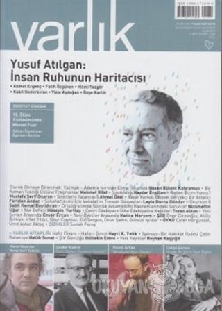 Varlık Aylık Edebiyat ve Kültür Dergisi Sayı: 1264 - Ocak 2013