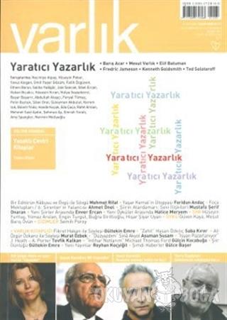 Varlık Aylık Edebiyat ve Kültür Dergisi Sayı: 1265 - Şubat 2013