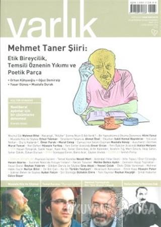 Varlık Aylık Edebiyat ve Kültür Dergisi Sayı: 1266 - Mart 2013