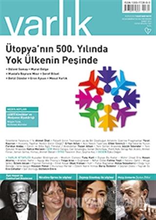 Varlık Aylık Edebiyat ve Kültür Dergisi Sayı : 1301 - Şubat 2016 - Kol