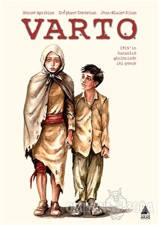 Varto - Jean-Blaise Djian - Aras Yayıncılık