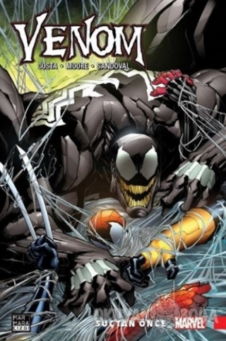 Venom - Suçtan Önce
