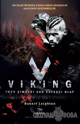 Viking - Robert Leighton - Elhamra Yayınları