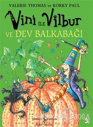 Vini ile Vilbur ve Dev Bal Kabağı