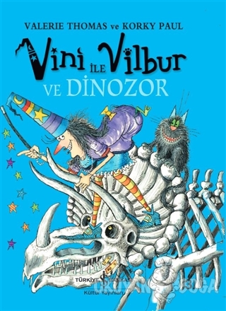 Vini ile Vilbur ve Dinozor (Ciltli)