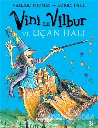 Vini ile Vilbur ve Uçan Halı