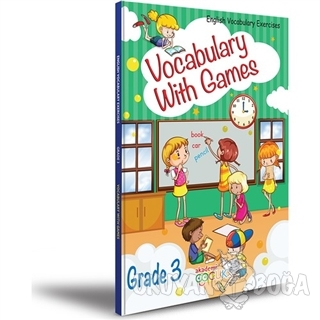 Vocabulary With Games Grade 3