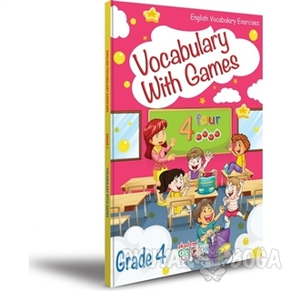 Vocabulary With Games Grade 4