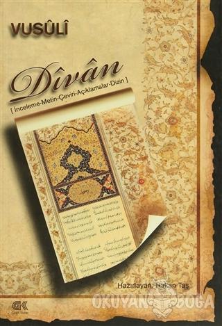 Vusuli Divan - Hakan Taş - Gençlik Kitabevi Yayınları