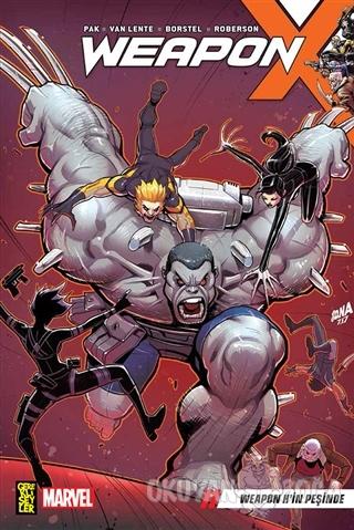 Weapon X 2: Weapon H'in Peşinde