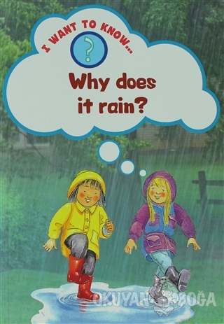 Why Does It Rain? - Paul Humphrey - Evans Yayınları