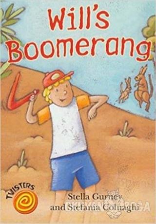 Will's Boomerang - Twisters