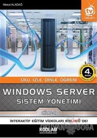 Windows Server Sistem Yönetimi 1. Cilt