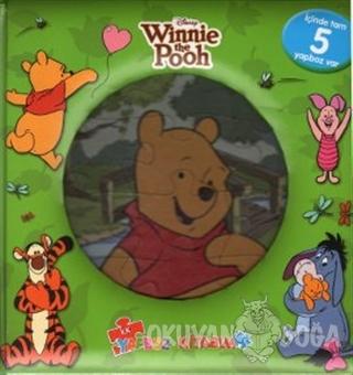 Winnie The Pooh İlk Yapboz Kitabım