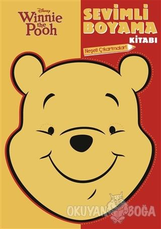 Winnie The Pooh Sevimli Boyama Kitabı Kolektif