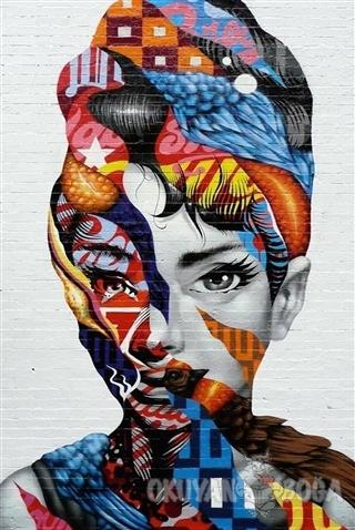 Woman Modern Art Poster