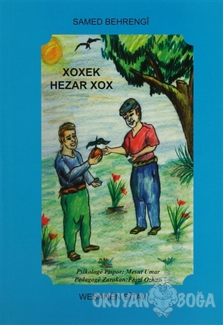 Xoxek Hezar Xox - Samed Behrengi - Sitav Yayınevi