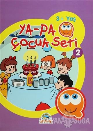 Ya-Pa Çocuk Seti 2 - Kolektif - Ya-Pa Yayınları