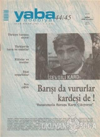 Yaba Edebiyat Dergisi Sayı: 44-45