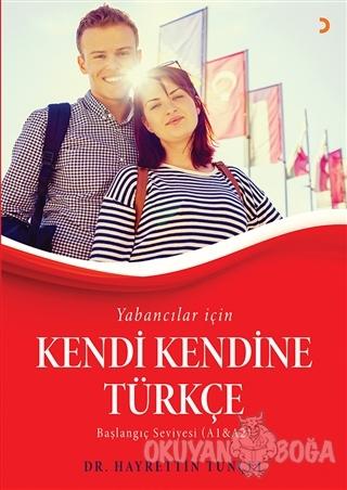 Yabancılar için Kendi Kendine Türkçe - Hayrettin Tunçel - Cinius Yayın