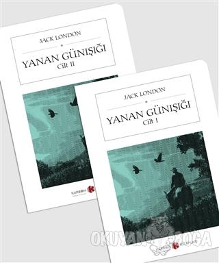 Yanan Günışığı 2 Cilt (Cep Boy) - Jack London - Karbon Kitaplar - Cep