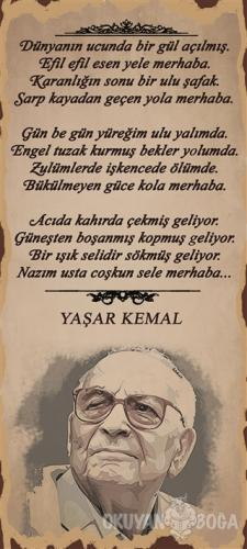Yaşar Kemal Dünyanın Poster