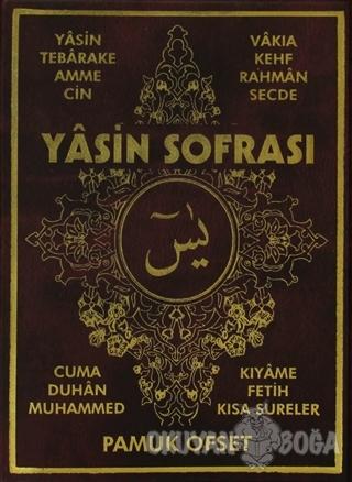 Yasin Sofrası (Yas-099) - Abdullah İbni Eyyub - Pamuk Yayıncılık