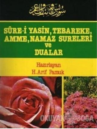 Yasin Tebarake Amme Vakia Amme Namaz - Kolektif - Pamuk Yayıncılık