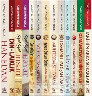 Yavuz Bahadıroğlu Seti (13 Kitap Takım)