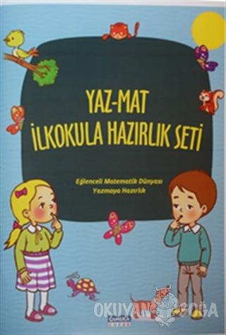 Yaz-Mat İlkokula Hazırlık Seti (2 Kitap)