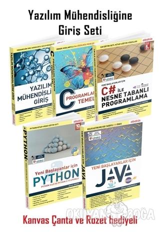Yazılım Mühendisliğine Giriş Seti (5 Kitap Takım) - Timur Karaçay - Ab